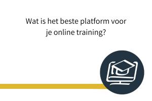 platform online training