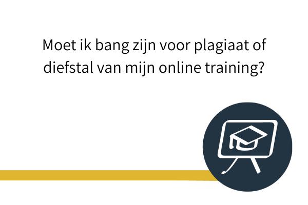 diefstal online training